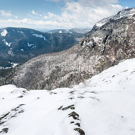 Mark VanDyke - Whiteside Mountain Winter Scenic Landscape