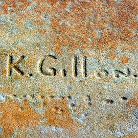 Miroslava Jurcik - Who Were You K. Gillon