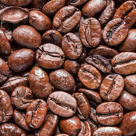Whole Roasted Coffee Beans - Steve Gadomski