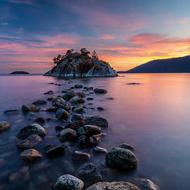 Pierre Leclerc Photography - Whyte Island Sunset