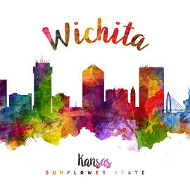 Wichita Kansas 23 - Aged Pixel