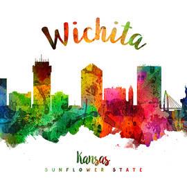 Wichita Kansas 24 - Aged Pixel