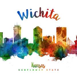 Wichita Kansas 25 - Aged Pixel