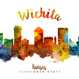 Wichita Kansas 26 - Aged Pixel