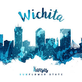 Wichita Kansas 27 - Aged Pixel
