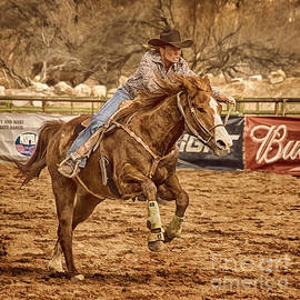 Priscilla Burgers - Wickenburg Senior Pro Rodeo Barrel Racing