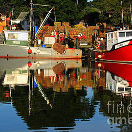 Jim Beckwith - Wickford Fishing Boats