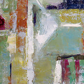 Becky Kim - Wide Abstract A