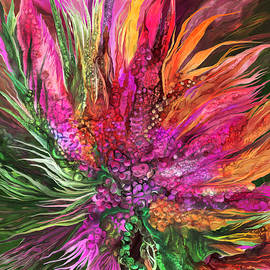 Carol Cavalaris - Wild Flower 2 - Organica
