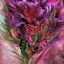 Carol Cavalaris - Wild Flower 3 - Organica