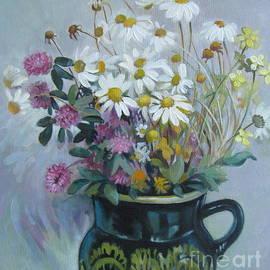 Elena Oleniuc - Wild flowers 2