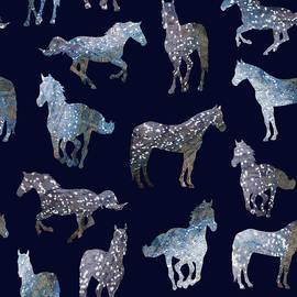 Wild Horses - Varpu Kronholm