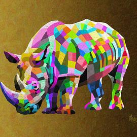 Anthony Mwangi - Wild Rainbow
