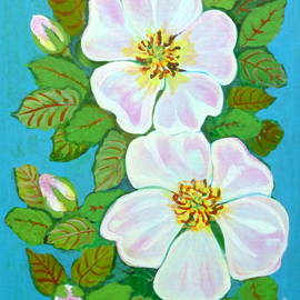 Anna Folkartanna Maciejewska-Dyba - Wild Rose