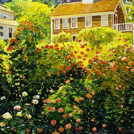 David Lloyd Glover - Wild Rose Country