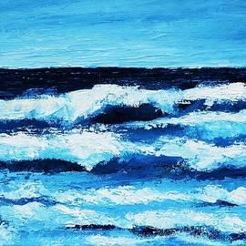 Dimitra Papageorgiou - Wild Sea 1