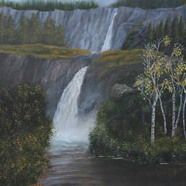 Lou Magoncia - Wilderness Falls