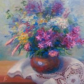 Anna Shurakova - Wildflowers