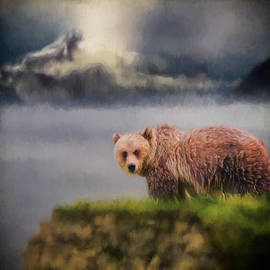 Jordan Blackstone - Wildlife Art - The Call Of The Wild