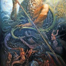 Kuba Ambrose - Will of Neptune