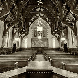 Stephen Stookey - Willard Chapel - Sepia