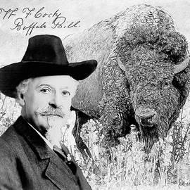 William F Cody - Buffalo Bill