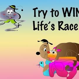 Iris Gelbart - Win Lifes Race