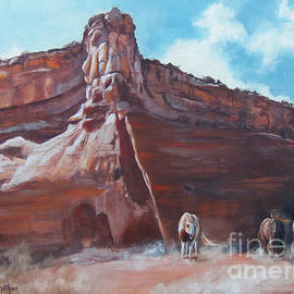 Karen Kennedy Chatham - Wind Horse Canyon