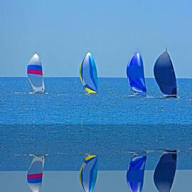 Tina M Wenger - Wind Sails
