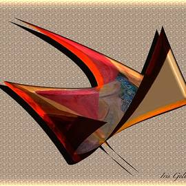 Iris Gelbart - Wind swept