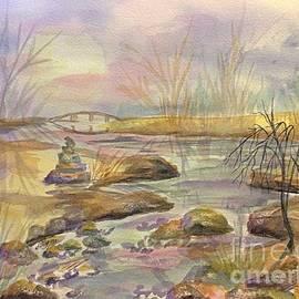 Ellen Levinson - Bridge Over Quiet Waters
