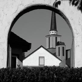 CML Brown - Window Arch