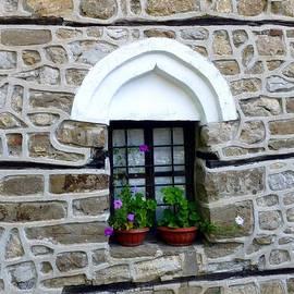 Barbie Corbett-Newmin - Window in Bulgaria