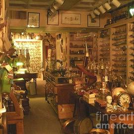 Joseph Baril - Window Shopping