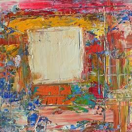 Ana Maria Edulescu - Window Through Passing Time