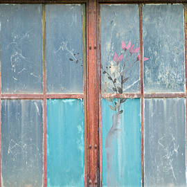 Larry Bishop - Window With Flowers