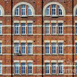 Windows and Bricks - Tim Gainey