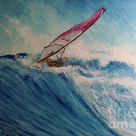 Piero C - Windsurfing