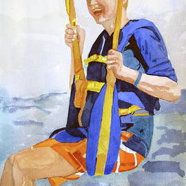 Sandy McIntire - Windsurfing