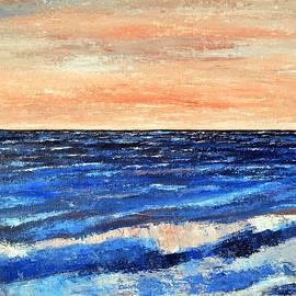 Dimitra Papageorgiou - Windy Sunset Coast