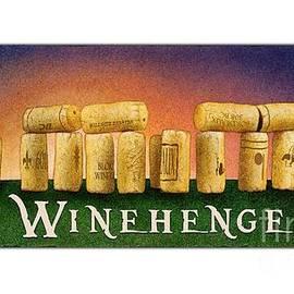 Winehenge - Will Bullas