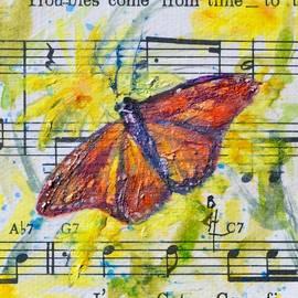 Beverley Harper Tinsley - Wings I