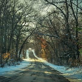 Robert Coffey - Winter Afternoon Drive