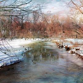 John Rivera - Winter at Cooper River
