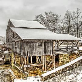 Stephan  Herzog - Winter at Yates Mill