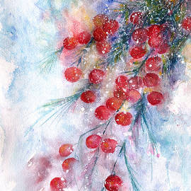 Bette Orr - Winter Berries
