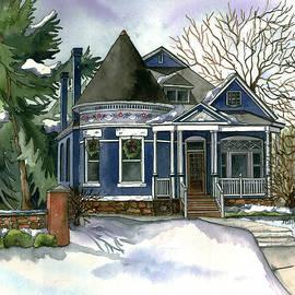 Shelley Wallace Ylst - Winter Blues