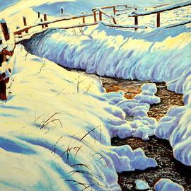 Henryk Gorecki - Winter Brook
