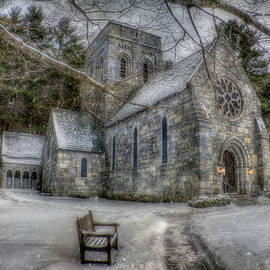 Joann Vitali - Winter Church in New England