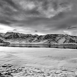 David Millenheft - Winter Clouds